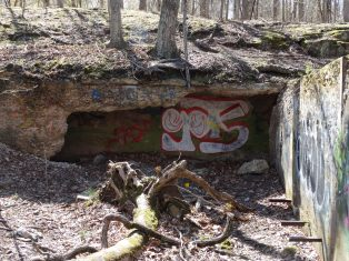 third tunnel entrance