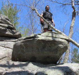 Green Chimney Trail