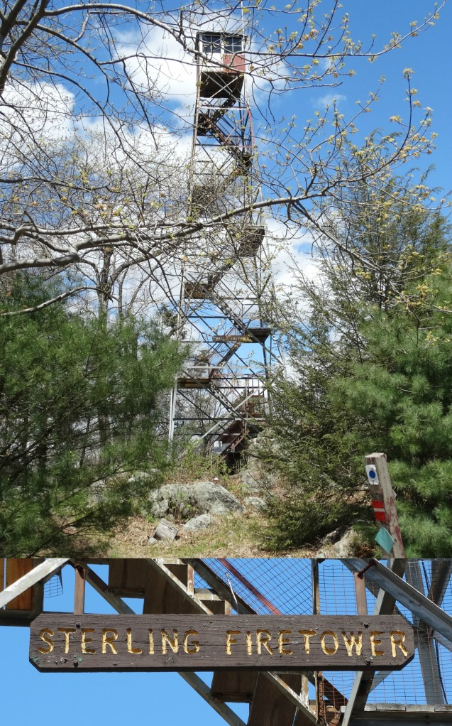 STERLING FIRE TOWER