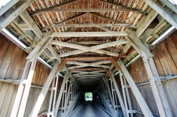Hunsecker's Mill Covered Bridge