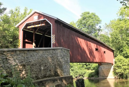 Pinetown Covered Bridge