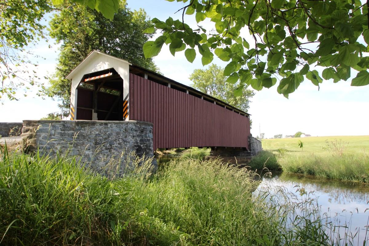 Lancaster County Covered Bridges Tour