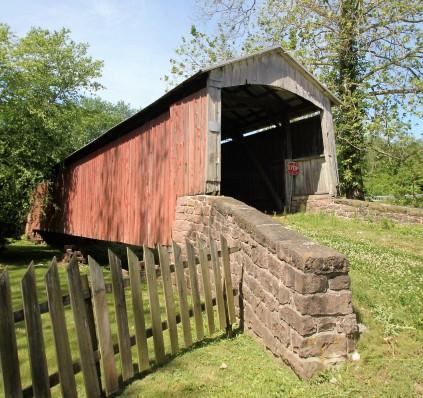 Red Run Covered Bridge
