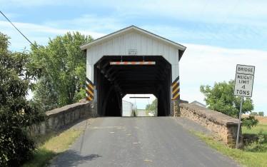 Weaver's Mill Covered Bridge