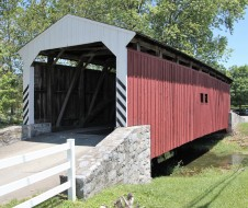 Willow Hill Covered Bridge