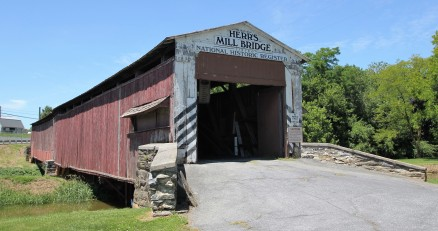 Herr's Covered Bridge