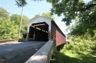 Lime Valley Covered Bridge