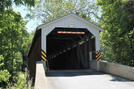 Baumgardner's Covered Bridge
