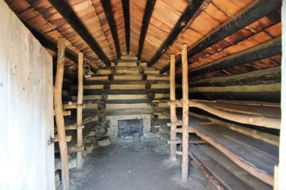 Muhlenberg huts