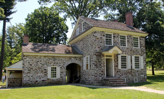 Washington's Headquarters - Isaac Potts House
