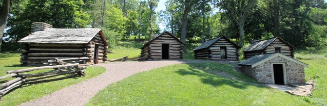 Commander-in-Chief's Guard huts