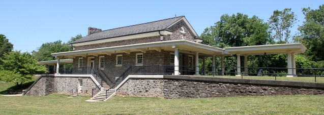 Valley Forge Railroad Station