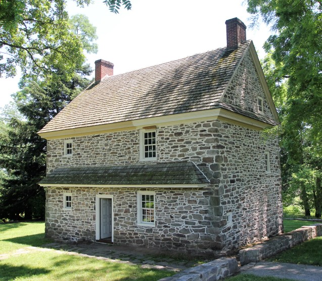 General James Varnum's Quarters