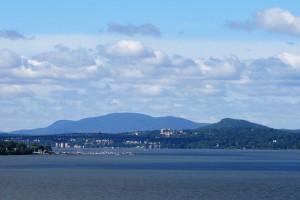Hudson River - Southern view