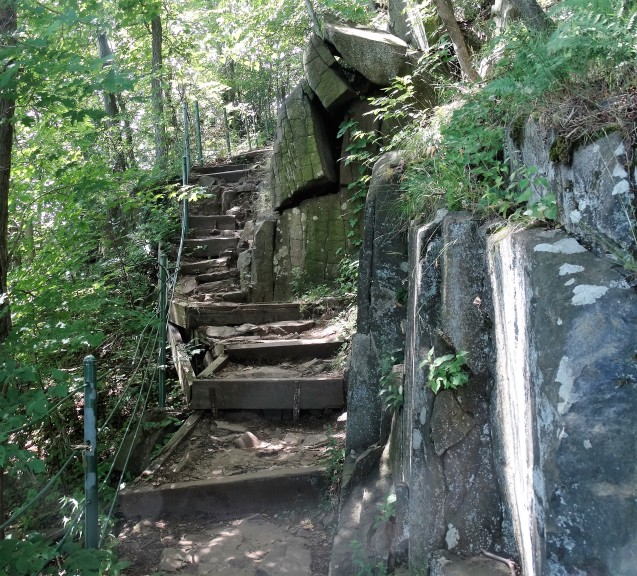 Long Path steps