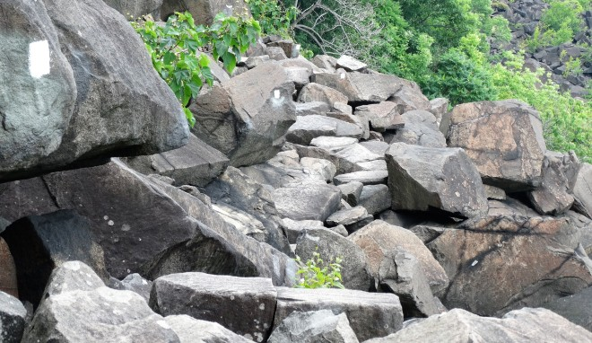Giant Stairs - Shore Trail