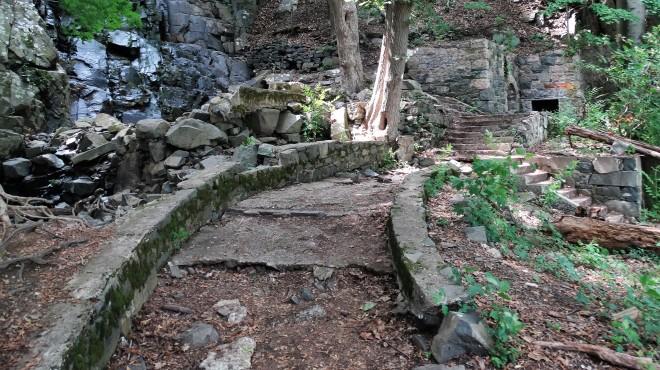 Italian Garden ruins