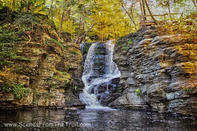 Fulmer Falls - October 10, 2015