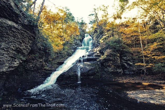 Dingmans Falls - October 10, 2015