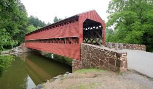 Saucks Covered Bridge