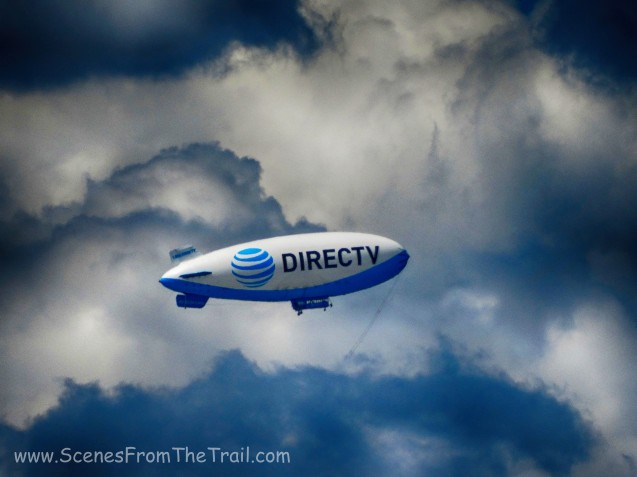 DirectTV blimp