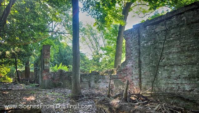 wall of Alder Manor