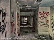 Jennie G. wing - hallway