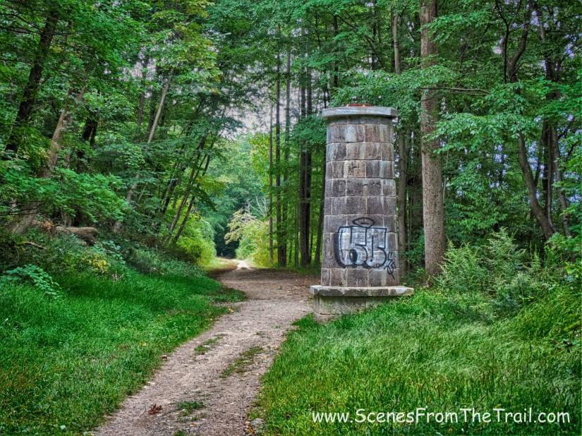Old Croton Aqueduct Trail – Croton Gorge Park to Sing Sing KillGreenway