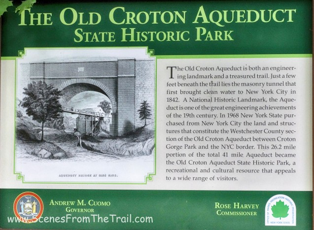 Old Croton Aqueduct State Historic Park