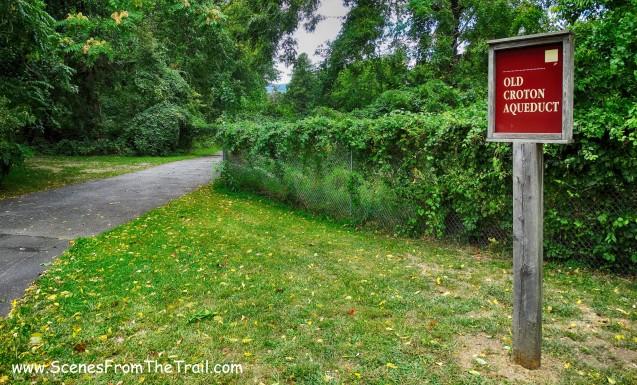 Old Croton Aqueduct Trail - Ossining