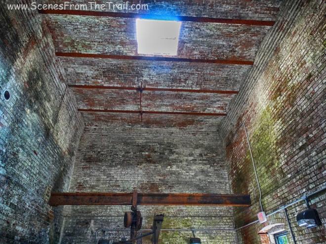 Ossining Weir - interior