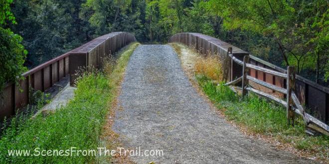 bridge over Route 117