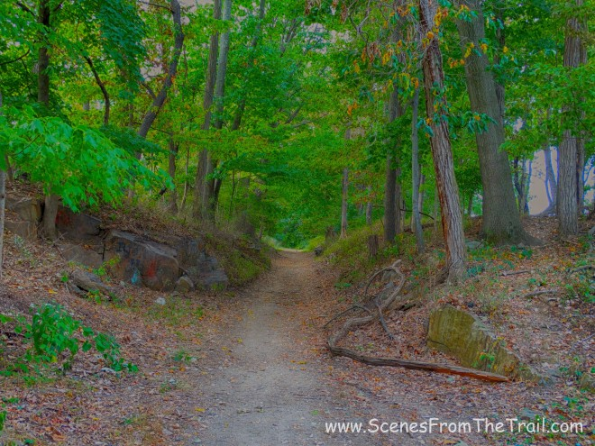 Old Croton Aqueduct Trail - Tarrytown