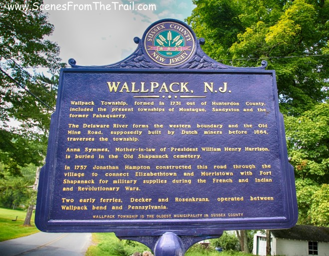 Walpack , New Jersey