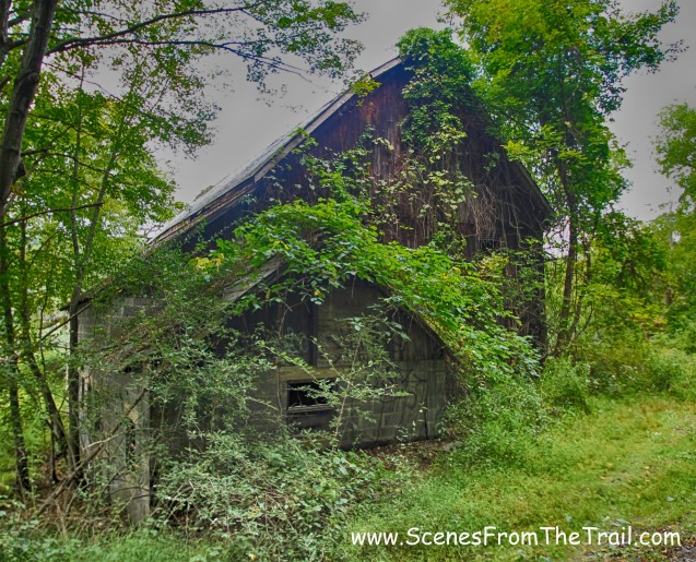 barn on Mountain Road