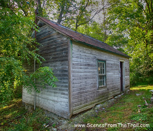 small outbuilding
