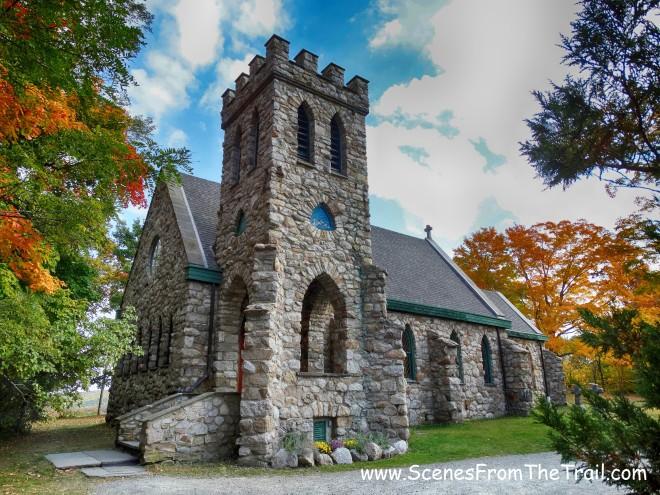 Cragsmoor Stone Church