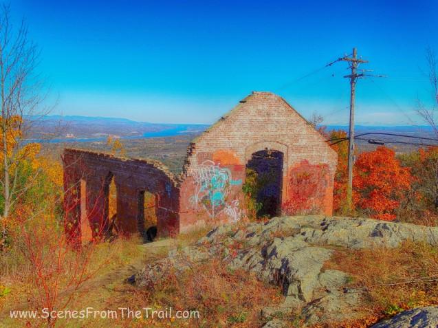 Mount Beacon Incline Railway's upper powerhouse