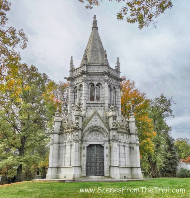 John Harbeck mausoleum