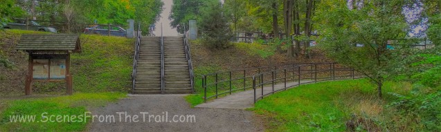 Old Croton Aqueduct Trail – Cedar Street, Dobbs Ferry