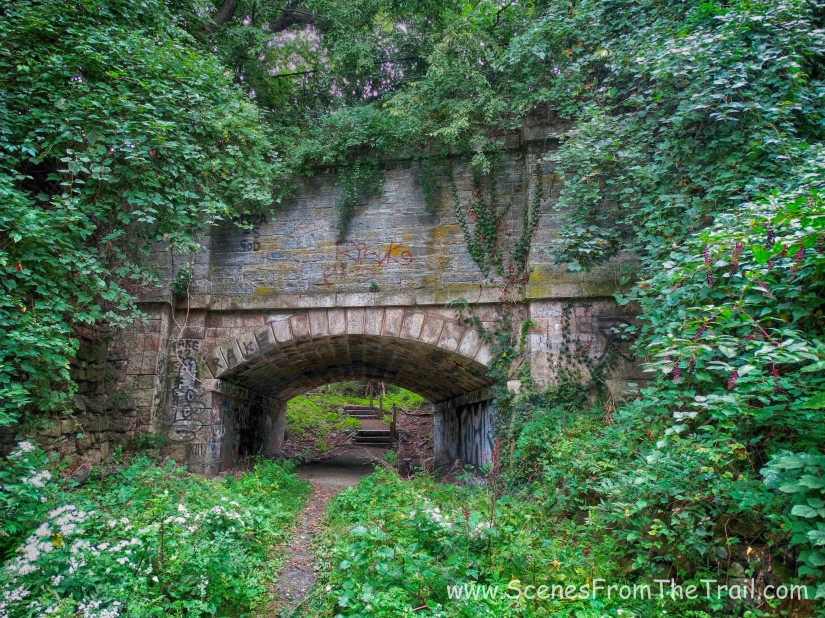 Old Croton Aqueduct Trail – Dobbs Ferry toYonkers