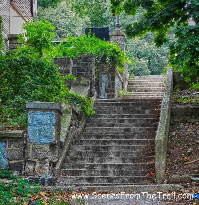 staircase - Yonkers Ave.