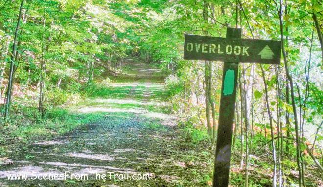 Overlook Sign