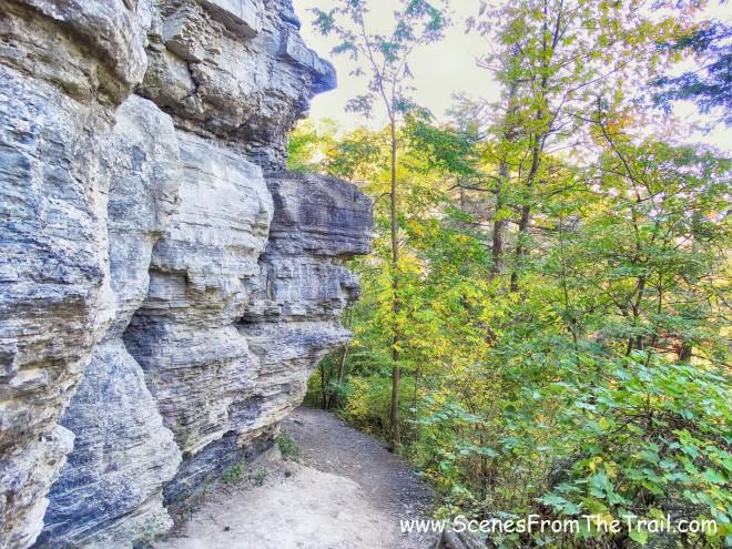Indian Ladder Trail