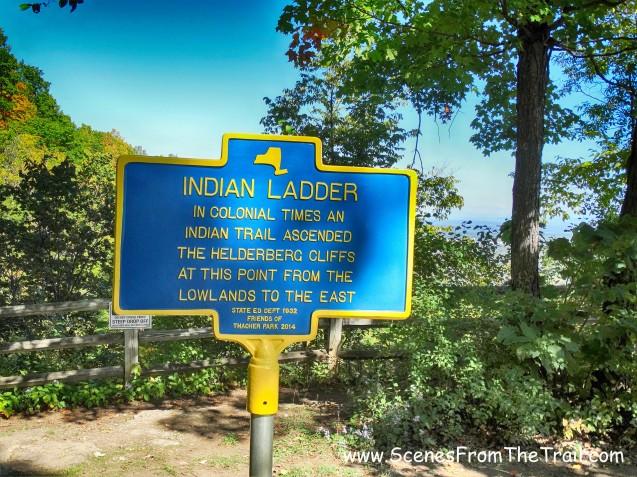 joint Long Path/escarpment trail