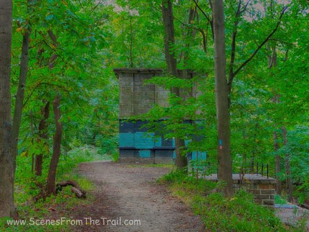 weir chamber - OCA - Van Cortlandt Park