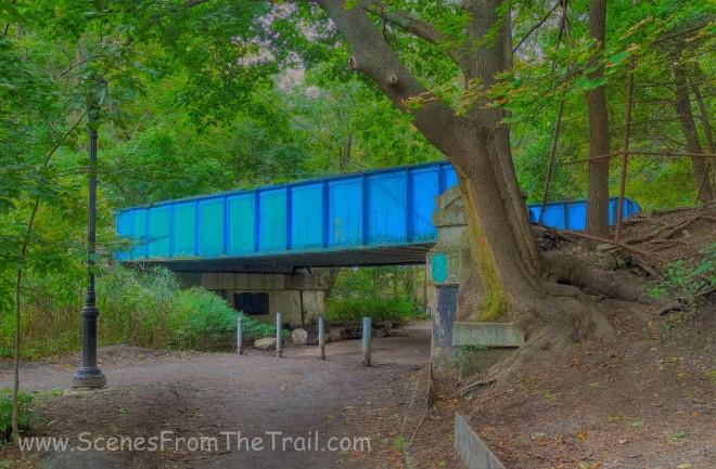 Old Putnam Railroad Bridge - Van Cortlandt Park