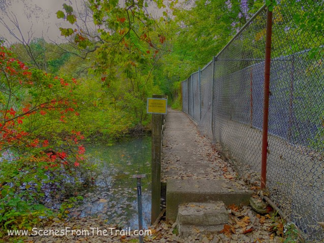 John Kieran Nature Trail