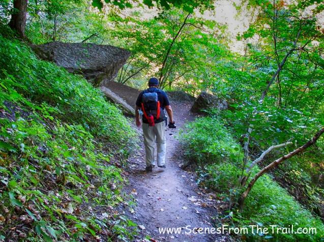 keep on trekking