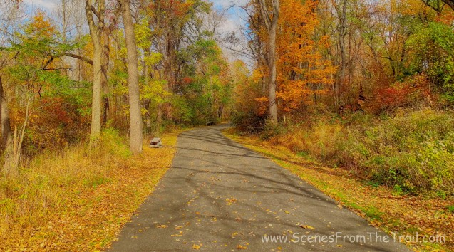Congers Lake Memorial Park Trailway